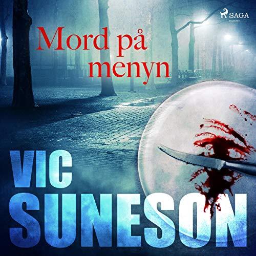 Mord på menyn audiobook cover art