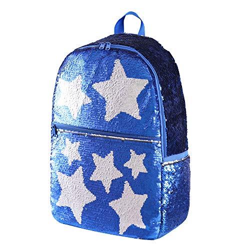 Kids Backpack for Boys School Book Bags Preschool Kindergarten Elementary Bookbag(Blue)