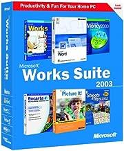 Microsoft Works Suite 2003 [OLD VERSION]