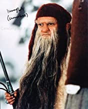 KIRAN SHAH as Ginarrbrik - The Chronicles Of Narnia Genuine Autograph