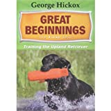 D.T. Systems Great Beginnings Training The Upland Retriever DVD, D012