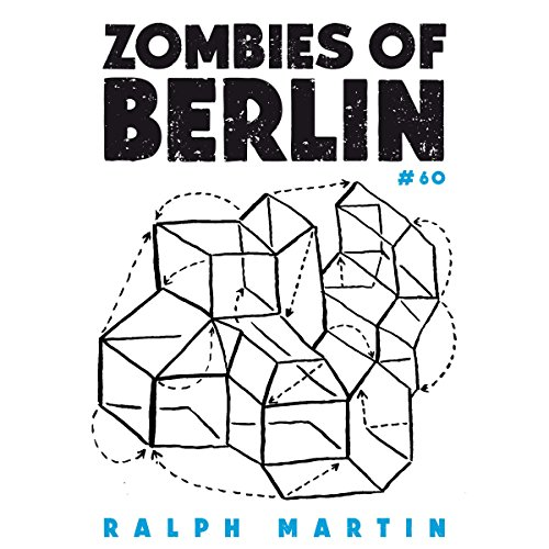 Zombies of Berlin audiobook cover art