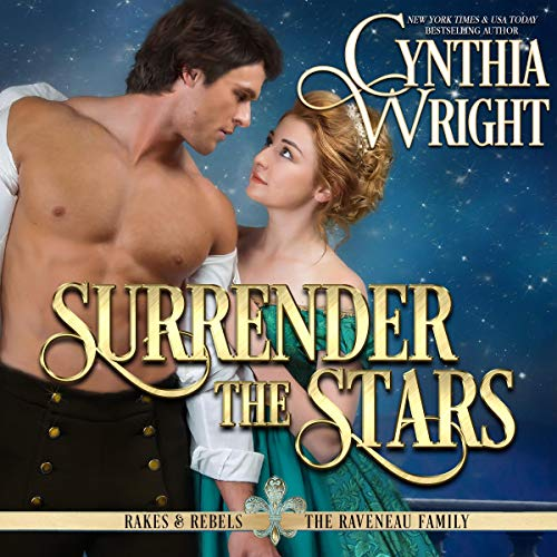 Surrender the Stars Audiobook By Cynthia Wright cover art