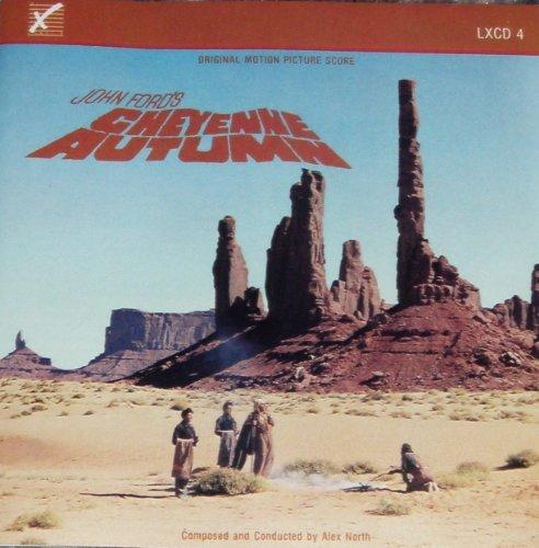 Cheyenne Autumn: Original Motion Picture Score by Unknown (1996-05-21)