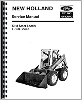 Best new holland l553 skid steer service manual Reviews