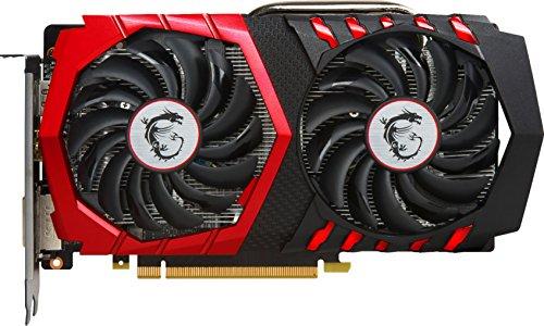 MSI–NVIDIA GeForce GTX 1050Ti Gaming X BV 4GB GDDR5PCI Express 3.0Grafikkarte