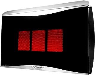 Bromic Heating BH0110002-1 Smart-Heat Platinum 300 Gas Radiant Infrared Patio Heater, Propane, 23600 BTU