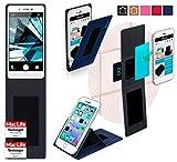 Hülle für Oppo Mirror 5s Tasche Cover Case Bumper | Blau
