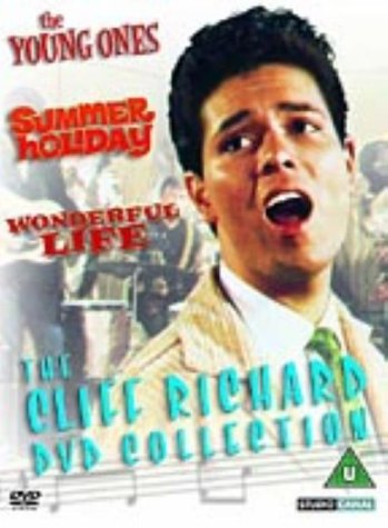 The Cliff Richard  DVD Collection (The Young Ones / Summer Holiday / Wonderful Life) [DVD]