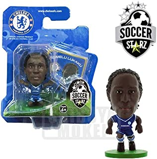 Soccer Starz - Chelsea Romelu Lukaku Home Kit (2014 Version) / Figures