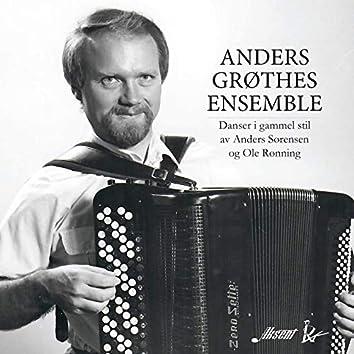 Danser i gammel stil av Anders Sørensen og Ole Rønning