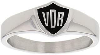 Danish CTR Ring - Regular - Men's CTR Ring, Missionary Gift