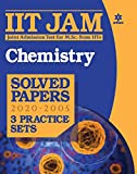 IIT JAM Chemistry Solved Papers and Practice Sets 2021 (Old Edition)