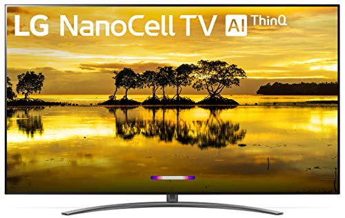 LG 86SM9070PUA Alexa Built-in Nano 9 Series 86' 4K Ultra HD Smart LED NanoCell TV (2019)