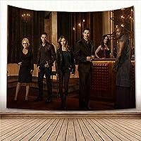 ルシファーTV壁掛けタペストリーホームパーティー装飾タペストリー写真背景布テーブルクロス壁タペストリー150x100cm
