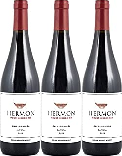Golan Heights Winery Yarden Mount Hermon Cabernet-Sauvignon - Merlot 2017 3 x 0.75 l