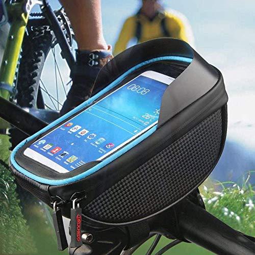 ZDFDC Bolsa para Cuadro de Bicicleta, Bolsa Impermeable para