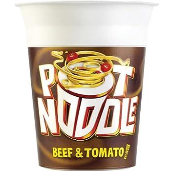 Pot Noodle Beef & Tomato 12 x 90g
