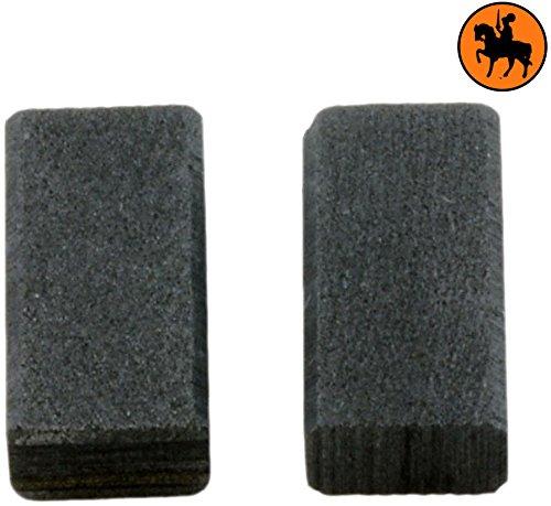 Kohlebürsten für BOSCH PFZ 700 PE Säge -- 5x8x15,5mm -- 2.0x3.1x5.9''