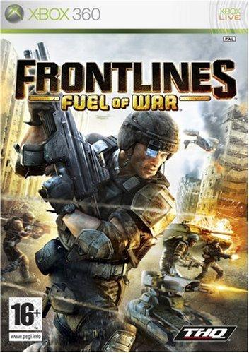 Frontlines : Fuel Of War [Importación francesa]