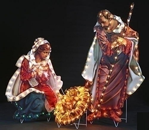 Fontanini Outdoor Nativity Display
