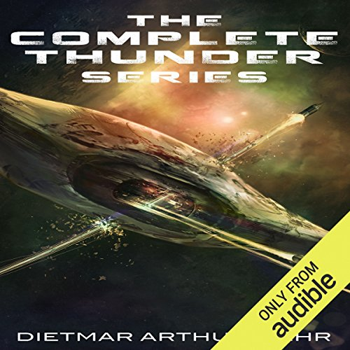 The Complete Thunder Series audiobook cover art