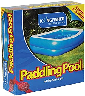 Kingfisher FPOOL Paddling Pool - Blue