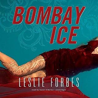Bombay Ice audiobook cover art