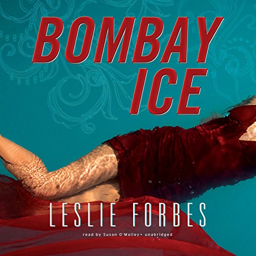 Bombay Ice audiobook cover art