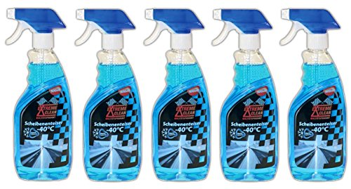 5 x 500 ml ruitenontdooier spray | auto auto ontdooiing spray ruiten ontdooier