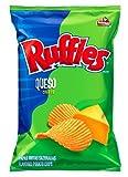 Ruffles Queso Cheese Potato Chips