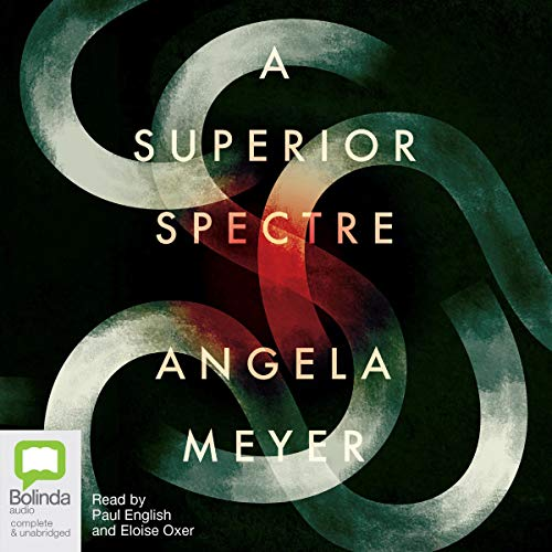 A Superior Spectre audiobook cover art