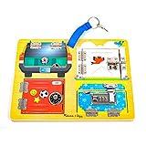 メリッサ&ダグ(Melissa&Doug)指先知育 カギを開けよう! 鍵おもちゃ 9540 正規品