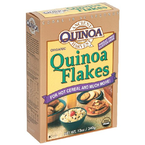 Ancient Harvest Quinoa Flakes, 12-Ounce Box (Pack of 7 ...