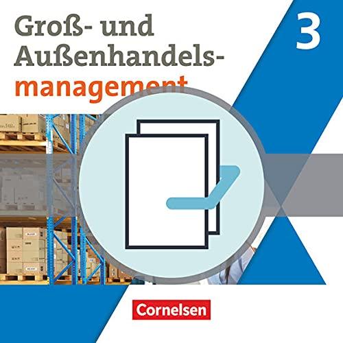 Groß- und Außenhandel - Kaufleute im Groß- und Außenhandelsmanagement - Band 3: Fachkunde und Arbeitsbuch im Paket - 451779-0 und 451785-1 im Paket