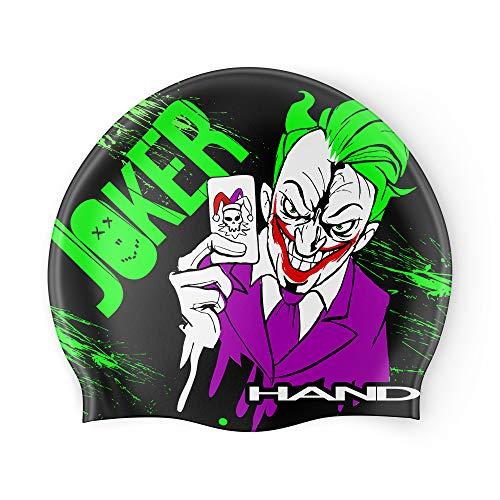 HAND SPORT Jokerhand, Cuffia in Silicone, Cuffia Piscina, Cuffia Nuoto,Taglia Unica