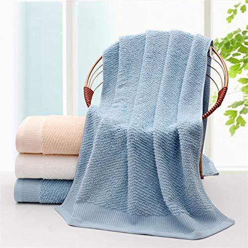 YING 22 Toalla baño algodón Gris Microfibra Grande suavidad 1 Pieza 90 * 180 cm 800G Toallas debaño de algodón Adultos, Toallas de baño Extra Grandes para Sauna, Toallas de baño gr ✅