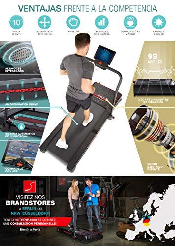 Sportstech Innovativa Cinta de Correr Plegable 2 en 1 con ...