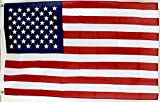 Annin Flag Corp U.S. American US USA Flag - 2 1/2 'x 4' (Made in The USA) Poly/Cotton Blend
