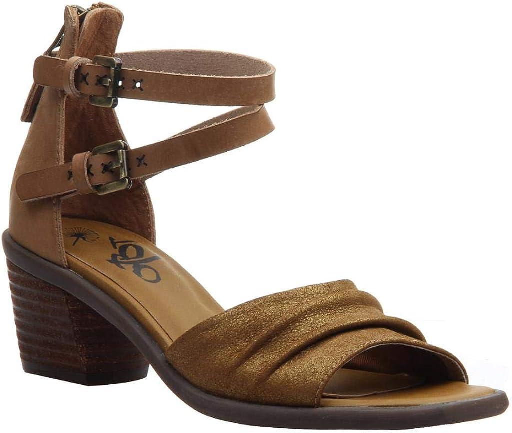 OTBT Women's Boarder Heeled Sandals