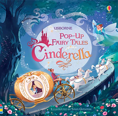 Pop-Up Cinderella (Pop Up Fairy Tales)