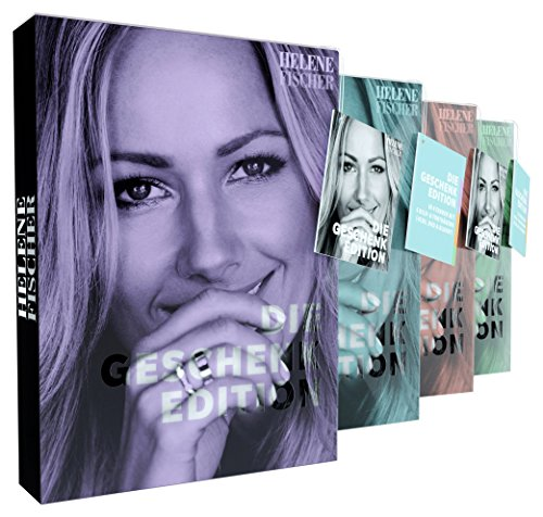 Helene Fischer (Ltd. Geschenk Edition inkl. 4 CDs + DVD + BluRay)