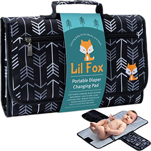 Product Image of the Lil Fox Changing Pad