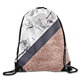 Yuanmeiju ImagineDragon Belt Sports Backpack,Fashion Trend, Polyester Sports Bag,Net Red Part,Men's Handbag,Ladies,Teenager,Adult,Outdoor Work,Office,Lunch Box