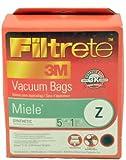 2 packages of MIELE VACUUM BAG UPRIGHT TYPE Z KENMORE U 5 PACK
