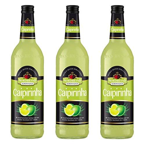 Nordbrand – Caipirinha Cocktail ''Caipi'' (3 x 0.7 l)