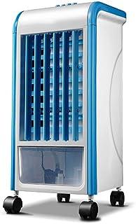 Acondicionado Evaporativo Aire Acondicionado Portátil Aire Acondicionado Móvil Evaporativo Ventilador De La Torre Aire Frío Refrigeración 3L Salud Humidificación Gran Angular