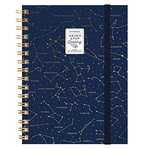 Legami Maxi Trio Spiral Notebook - Cheetah, color stars