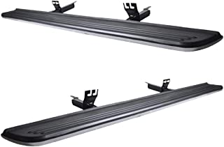Maxiii Running Board For 2003-2012 Land Rover Range Rover HSE L322 Sport Utility Aluminum Side Step Nerf Bars