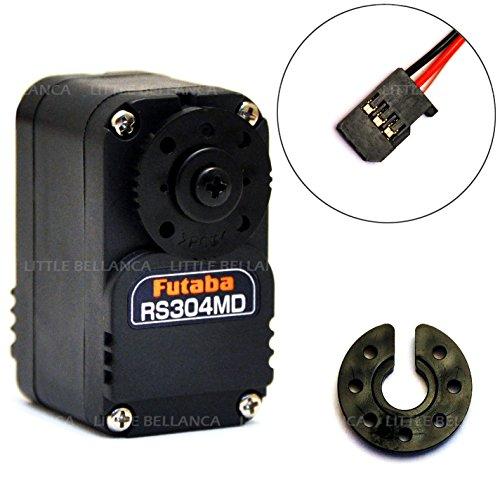 双葉電子工業 ROBOT SERVO RS304MDFF FUTABA 00400021-1の詳細を見る
